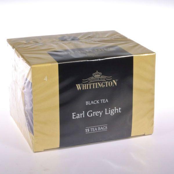 Earl Grey light - schwarzer Tee ohne Teein von WHITTINGTON