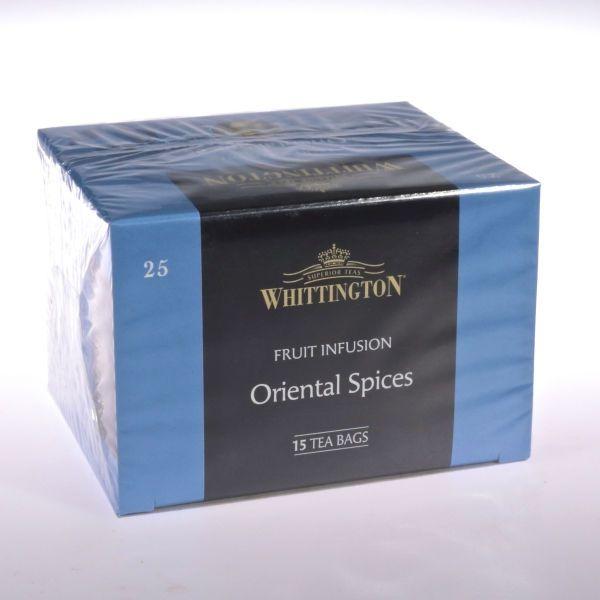 Orientalischer Tee - (Frchtetee) von WHITTINGTON