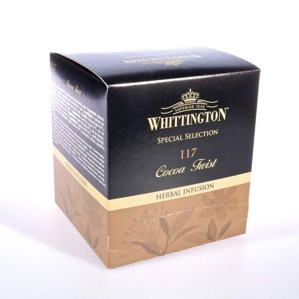 "Coca Twist Tee - Kr""utertee mit Lakritze u. Schokolade"