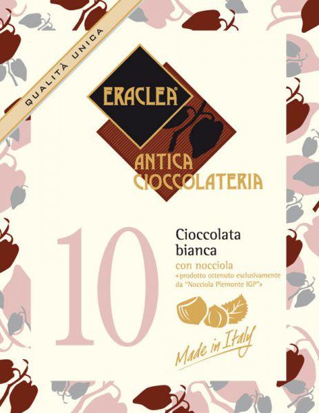 Trinkschokolade - Weiß - Haselnuss