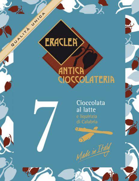 Trinkschokolade - Vollmilch - Lakritze
