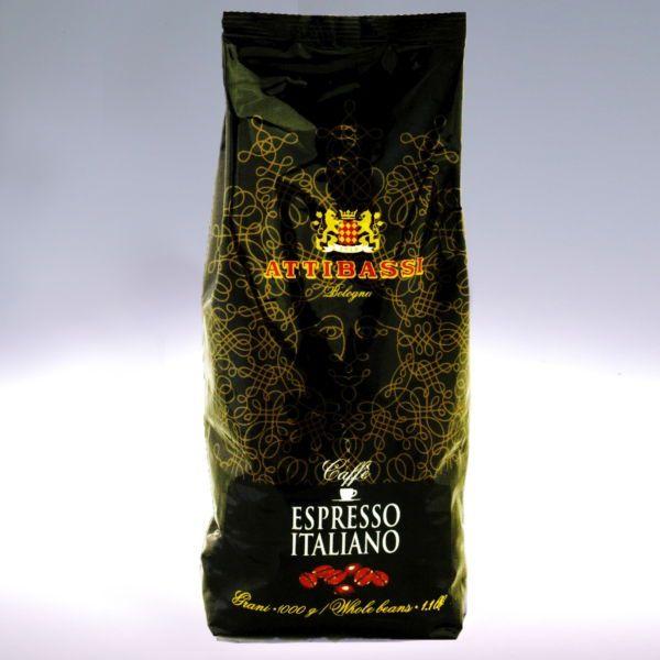 Kaffeebohnen - Attibassi Crema D´Oro