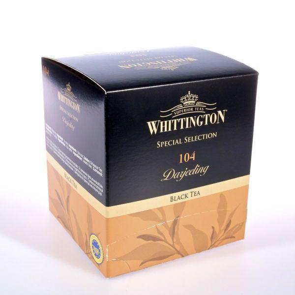 Darjeeling Tee - (Schwarztee) von WHITTINGTON