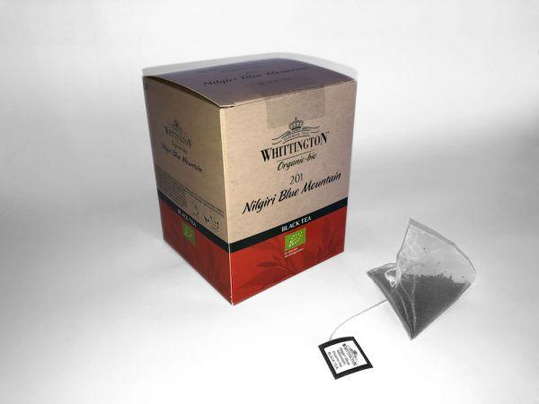 Organic - Nilgiri Blue Mountain Whittington Tee *BIO* +201+