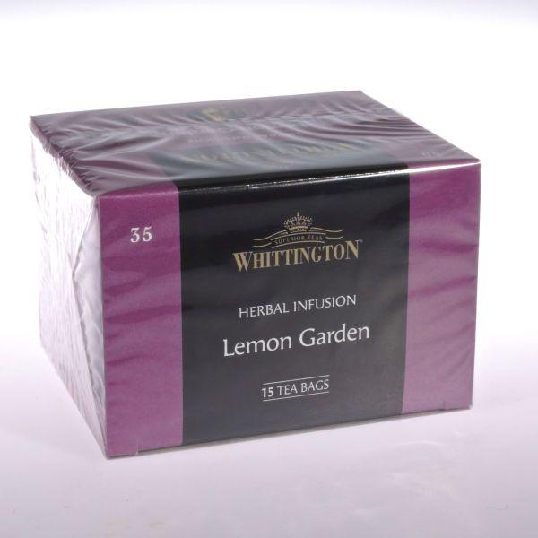 Lemon Garden Tea - Zitronen Frchtetee von WHITTINGTON