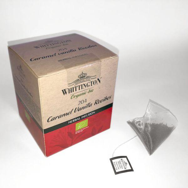 Organic - Caramel Vanilla Rooibos Infusion Whittington Tee