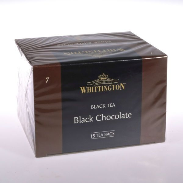 Schokoladen Tee - Black Chocolate Tee von WHITTINGTON