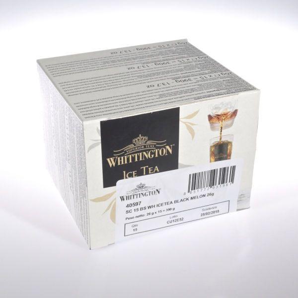 Eistee - Honigmelone (schwarzer Tee)