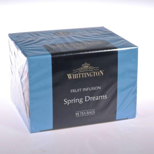 Blumentee - Wood Flavour (Frchtetee) von WHITTINGTON