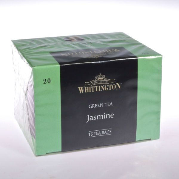 Jasmine Tea - Jasmine Tee (Grner Tee) von WHITTINGTON