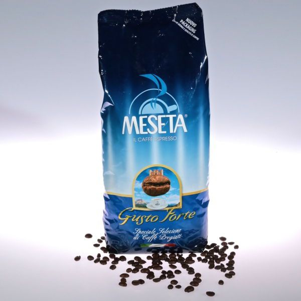 Kaffeebohnen - Meseta Gusto Forte