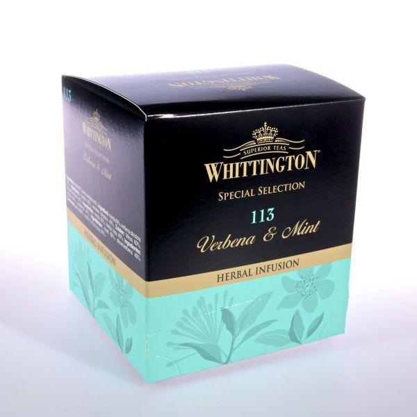 """Eisenkraut und Minz Tee - Verbena Mint (Frucht/Kr""""utertee)"""