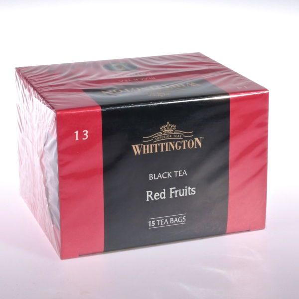 Rote Beeren Tee - Red Fruits Tea von WHITTINGTON