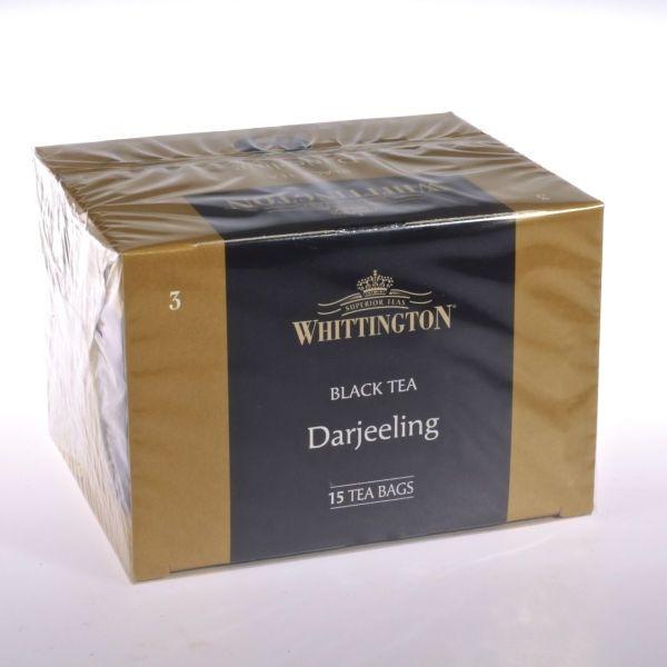 Darjeeling Tee - scharfer Schwarztee von WHITTINGTON