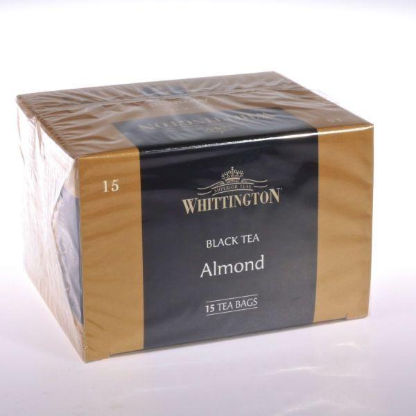 Mandeltee - Almond Tee (Schwarztee) von WHITTINGTON