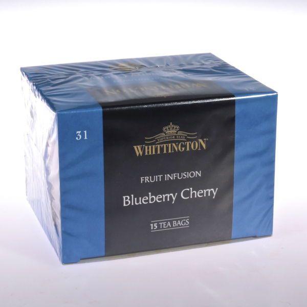 Blaubeeren Tee - (Frchtetee) von WHITTINGTON
