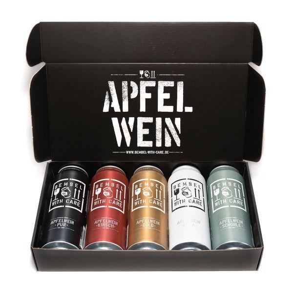 BEMBEL WITH CARE Apfelwein - Geschenkpaket