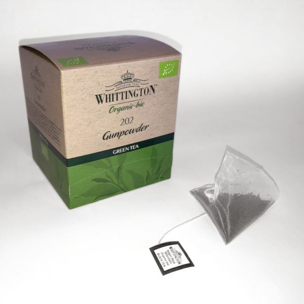 Organic - Gunpowder Green Tea +BIO+