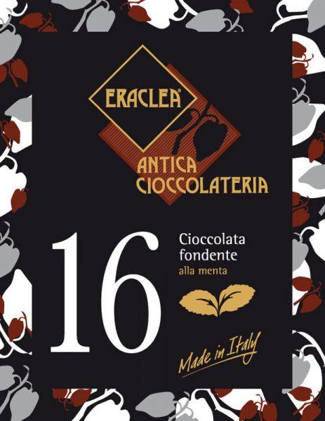 Trinkschokolade - Zartbitter - Minze