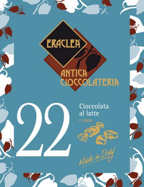 Trinkschokolade - Vollmilch - Karamell