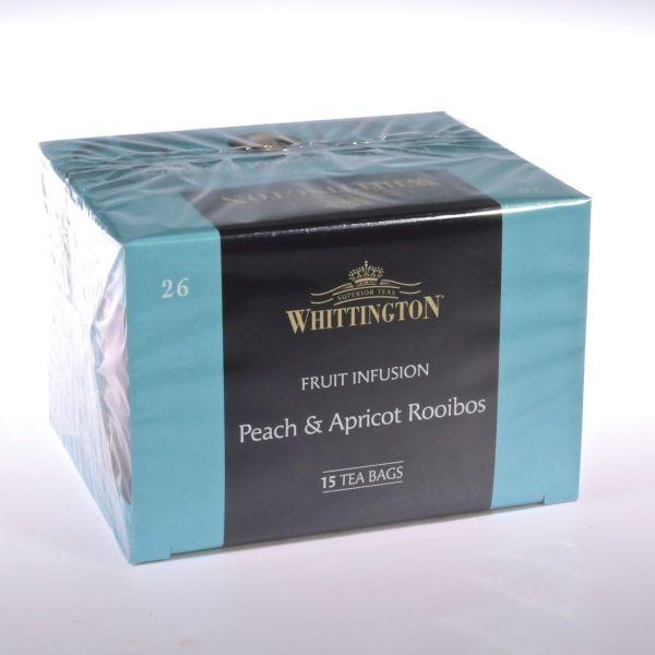 Aprikose-Pfirsich Tee - (Frchtetee) von WHITTINGTON