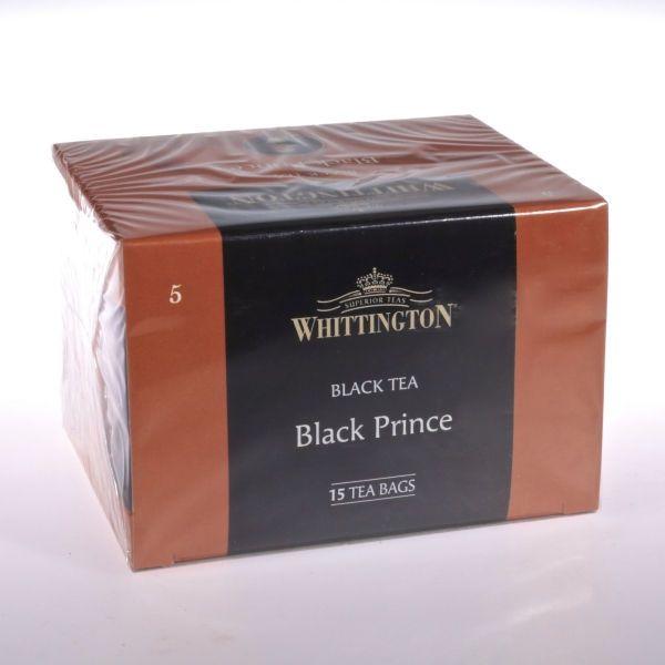 Black Prince Tee - Schwarztee von WHITTINGTON