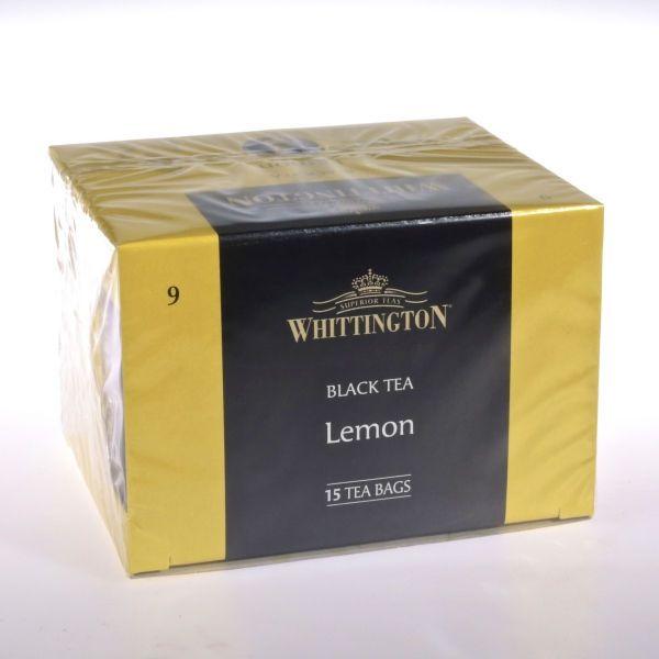 Zitronentee - Lemon Tee (Schwarztee) von WHITTINGTON