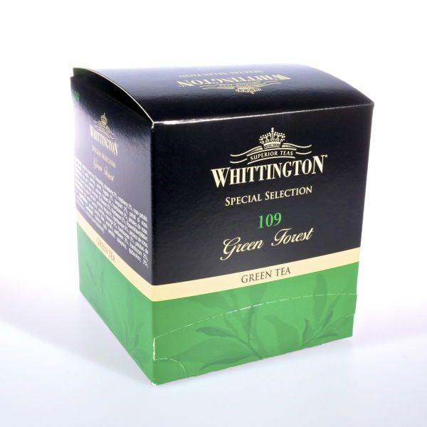 Waldfrucht Tee - (grner Tee) von WHITTINGTON