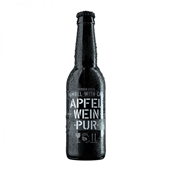 BEMBEL WITH CARE Apfelwein - Pur 0,33L-Flasche