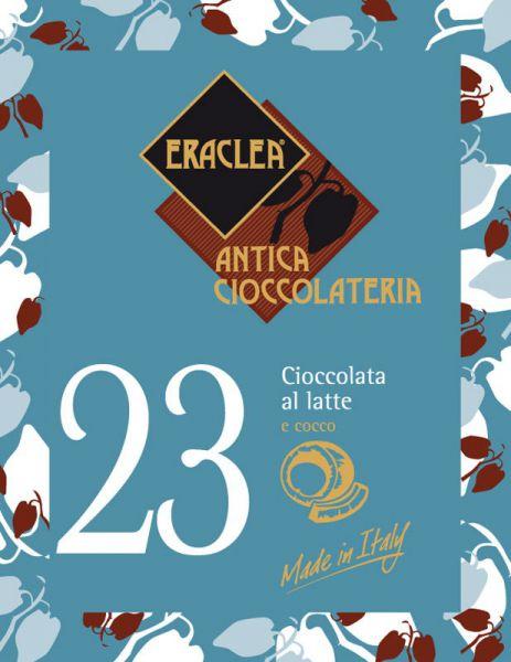 Trinkschokolade - Vollmilch - Kokos