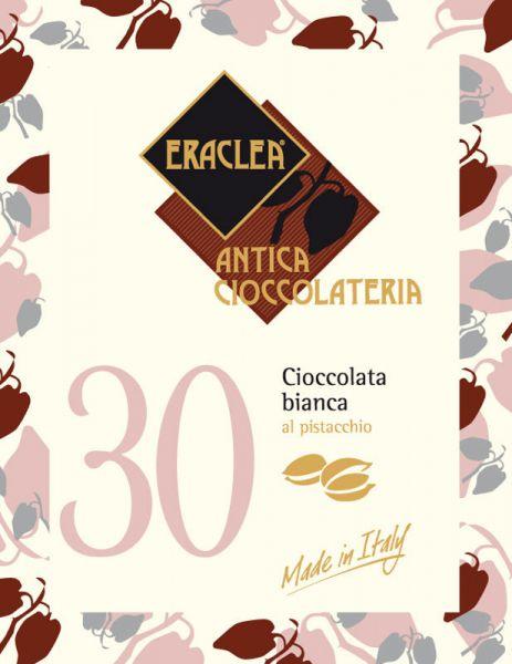Trinkschokolade - Weiß - Pistazien