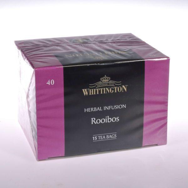Rooibos Tee - Kiefer und Harz Frchtetee