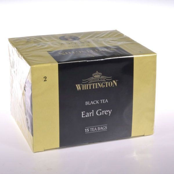 "Earl Grey - WHITTINGTON Schwarztee mit Bergamotte""l"
