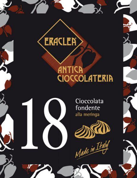 Trinkschokolade - Zartbitter - Meringue