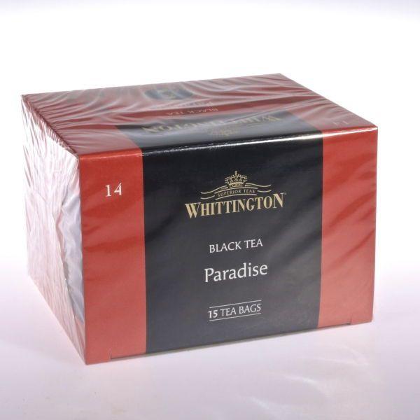 tropischer Schwarztee - Paradise Tea von WHITTINGTON
