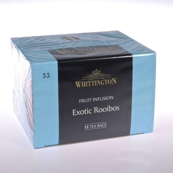 Rooibos Tee - (Frchtetee) von WHITTINGTON